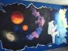 Der Astronomieraum wird neu gestaltet