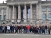 Fahrt in den Bundestag