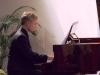 Unsere Lehrer Fr. Pfützner und Hr. Schmidt spielten ein Stück von Claude Debussy und V. Monti