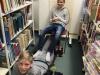 Besuch der Kinderbibliothek