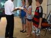 Auszeichnung der jahrgangsbesten Schülerinnen und Schüler.