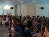 Das Publikum...