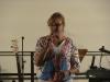Frau Kirst zeigt, dass sie auch eine sehr gute Moderatorin ist.