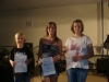 Auszeichnungen vom Sportfest 2013 durch Frau Jakobasch