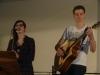 Paula und Tino mit 'Kiss me'