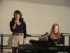 Die 'Grundwald-Sisters' mit ihrem selbst geschriebenen Song 'Calling of my heart'