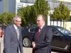 Besuch des Ministerpräsidenten des Landes Sachsen-Anhalt am 15. April 2019