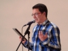 Poetry-Slam-Vortrag von Adrian