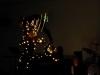 Eine eindrucksvolle Lichtershow
