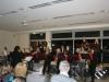 Start von Querbeet: Das Happy Grove Orchestra stimmt die Gäste ein.