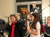 Hr. Schicker und Josephine bei einem Duett.