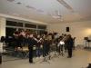 Kurz vor der Pause: Das Happy Grove Orchestra spielt noch einmal.