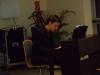 Alexander Meinke am Klavier