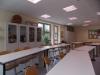 Einer der beiden Biologieräume.