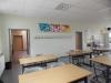Ein Klassenzimmer.