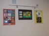 Gestaltung der Wände durch unsere Schüler.