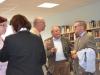 Fr. Gorr (MdL), Fr. Brehmer (MdB), Hr. Heinrich (Dezernent der Stadt Wernigerode), Hr. Goetz (MdK), Hr. Dr. Haase (Vorsitzender des Kreistages)