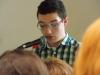 Grußworte des Schülervertreter Adrian Steuer