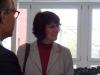 Staatssekretär Dr. Hofmann und Fr. Schäffer