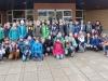 Ein toller Wandertag der Klassen 5b und 5c ins Sealand nach Halberstadt