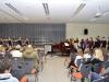 Auftritt von Nova Cantica in der Aula